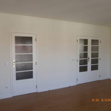Pormenor do acesso interior da sala